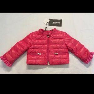 MICROBE**Pink Adorable Jacket!! 6 mo. $348